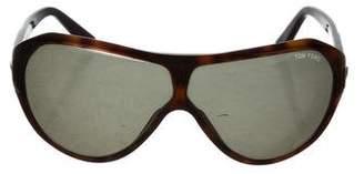 Tom Ford Laurent Shield Sunglasses
