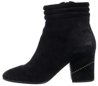 Rebecca Minkoff Benson Suede Ankle Boots