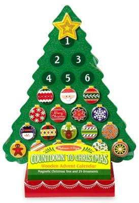 Melissa & Doug Holiday Countdown Calendar