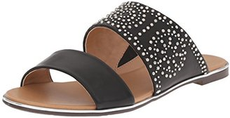 Report Women's CHESTYR Flat Sandal $59 thestylecure.com