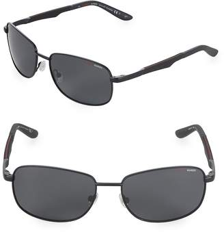 Carrera Women's 58MM Rectangle Sunglasses