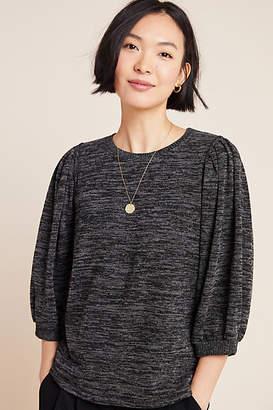 Eri + Ali Uma Puff-Sleeved Pullover