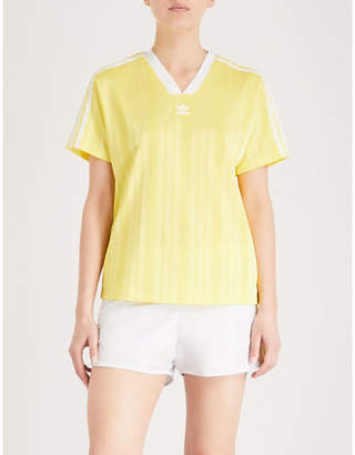 adidas originali giallo shopstyle uk
