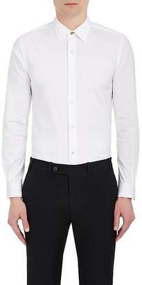 Paul Smith Men's Cotton-Blend Poplin Dress Shirt