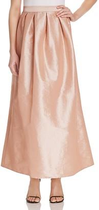 Marina Long Taffeta Skirt $64.88 thestylecure.com