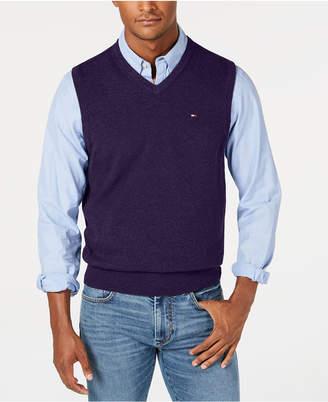Tommy Hilfiger Men's V-Neck Sweater Vest