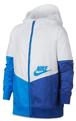 Nike Boys' Full-Zip Windrunner Jacket - Big Kid