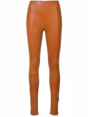 Jason Wu GREY classic skinny-fit leggings