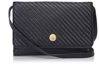 Celine Vintage Quilted Crossbody Bag