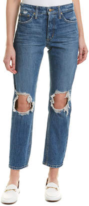 Joe's Jeans The Smith Lannah High-Rise Straight Ankle Cut
