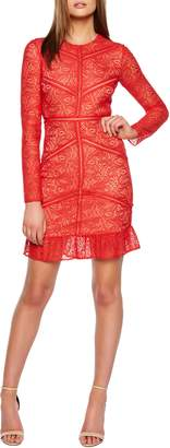 Bardot Sasha Lace Cocktail Dress