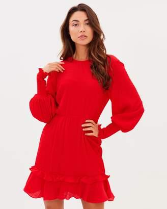 Cooper St Ti Amo Long Sleeve Dress