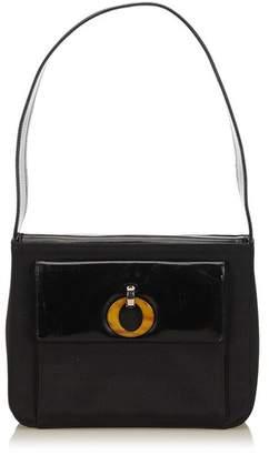 Christian Dior Vintage Leather Shoulder Bag
