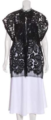 Tome Sleeveless Lace Top w/ Tags