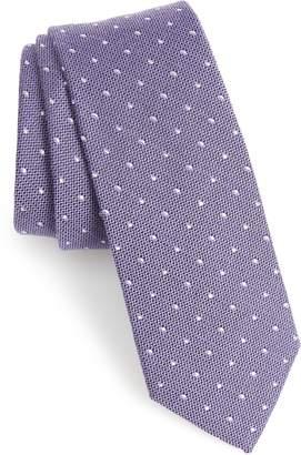 1901 Legro Dot Silk Tie