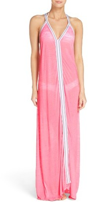 Women's Elan Cover-Up Maxi Dress $64 thestylecure.com