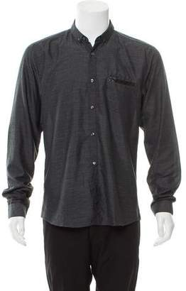 HUGO BOSS Hugo by Knit Button-Up Shirt w/ Tags