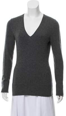 Burberry Cashmere Lightweight Sweater Grey Cashmere Lightweight Sweater