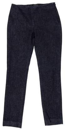 The Row Low-Rise Skinny Jeans