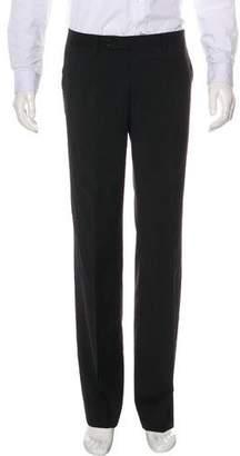Dolce & Gabbana Virgin Wool Dress Pants