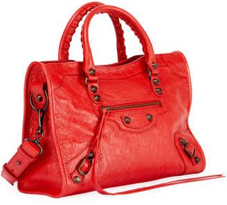 Balenciaga Classic City Small AJ Satchel Bag