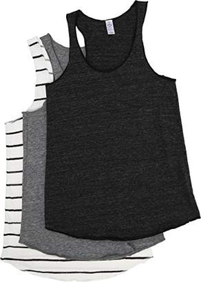 Alternative Women's Meegs Tank Top 3 Pieces Set