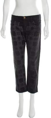 Marni Mid-Rise Straight Jeans