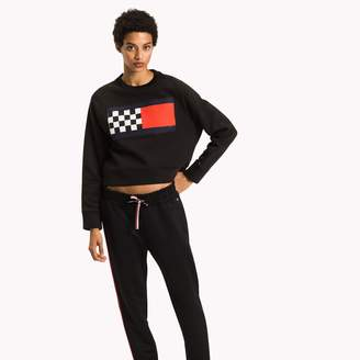 Tommy Hilfiger Checkered Flag Sweatshirt