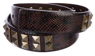 Tory Burch Studded Waist Belt