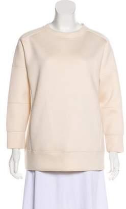 By Malene Birger Long Sleeve Neoprene Sweater