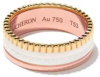 Boucheron Quatre stack-style ring