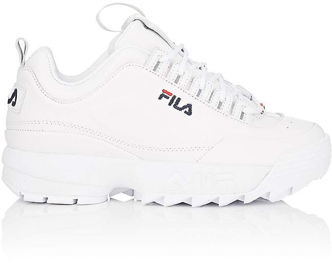 FILA Women's Disruptor 2 Lux Leather Sneakers