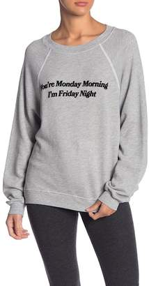 Wildfox Couture Friday Night Sommers Sweater