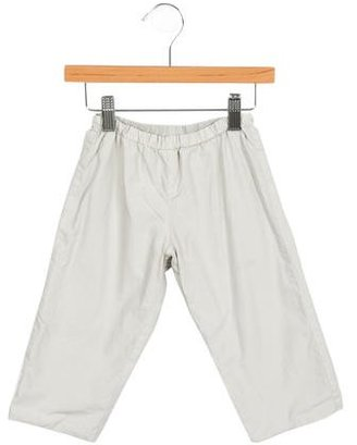 Bonpoint Girls' Straight-Leg Pants $35 thestylecure.com
