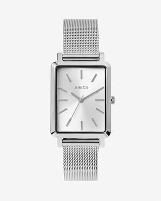 Express Breda Silver Baer Watch
