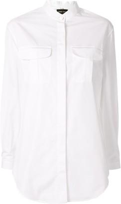 Giorgio Armani chest pocket shirt