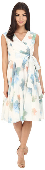 Calvin Klein Calvin Klein Floral Fit and Flare CD6G3R3J