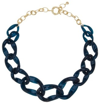 BAUBLEBAR Porto Link Necklace $58 thestylecure.com