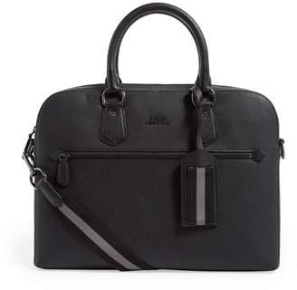 Ralph Lauren Grained Leather Briefcase