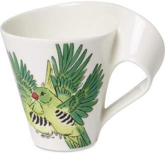 Villeroy & Boch New Wave Caffé Birds of the World Mug
