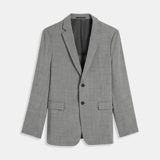 Wool Seersucker Clinton Jacket