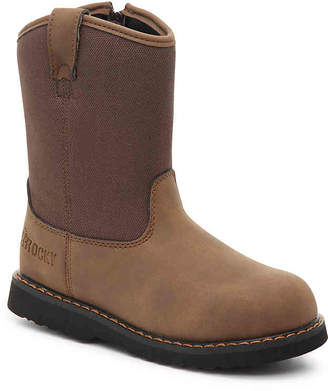 Rocky Lil Ropers Toddler & Youth Boot - Boy's