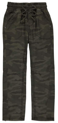 George Camouflage Trousers