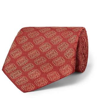 Charvet 8.5cm Silk-Jacquard Tie