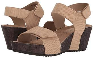 Walking Cradles Women's Theta Wedge Sandal