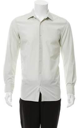 Louis Vuitton Grid Check Shirt