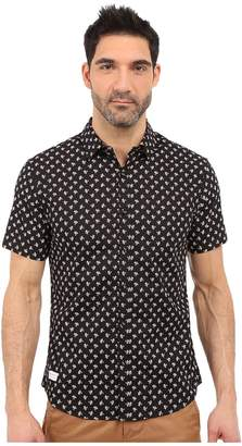 7 Diamonds Crossfire Short Sleeve Shirt Men's Short Sleeve Button Up