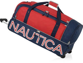 "Nautica Submariner 32"" Wheeled Duffel"