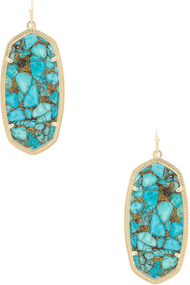 Kendra Scott Danielle Earrings $75 thestylecure.com
