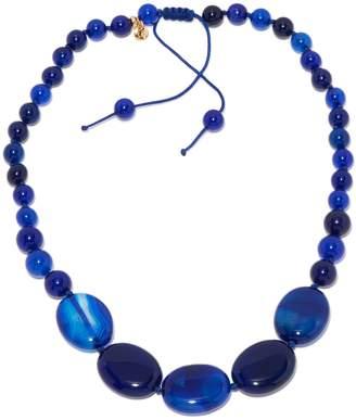 Lola Rose Portia Adjustable Gemstone Necklace